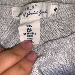 H&M Sweaters - Grey Sweater